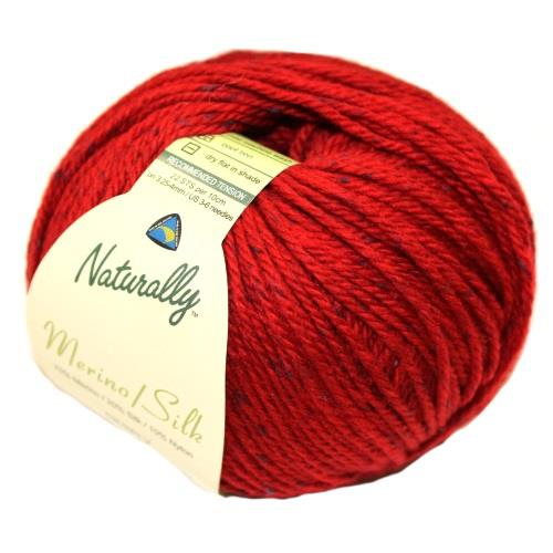 Naturally Merino Silk 8 Ply