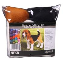 Needle Felting Kit Beagle