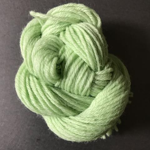 Tapestry wool hanks