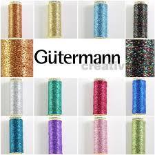 GT Metallic thread