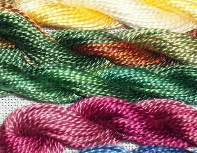 Threadworx SILK Threads