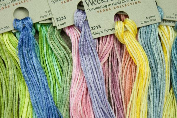 WDW Standard threads