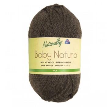 Baby Natural 4 Ply
