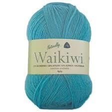 Naturally Waikiwi 4 Ply