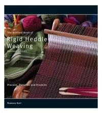 Ashford book of Rigid Headle Weaving