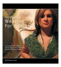 Ashford book of Weaving for Knitters