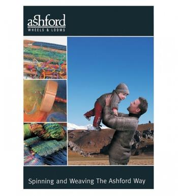 Spinning and Weaving the Ashford Way