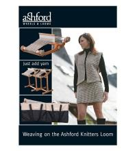 Weaving on the Ashford Knitters Loom