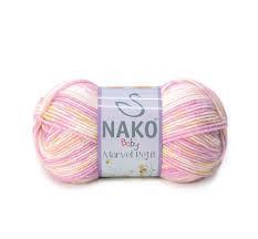 Nako Baby Marvel 8 ply