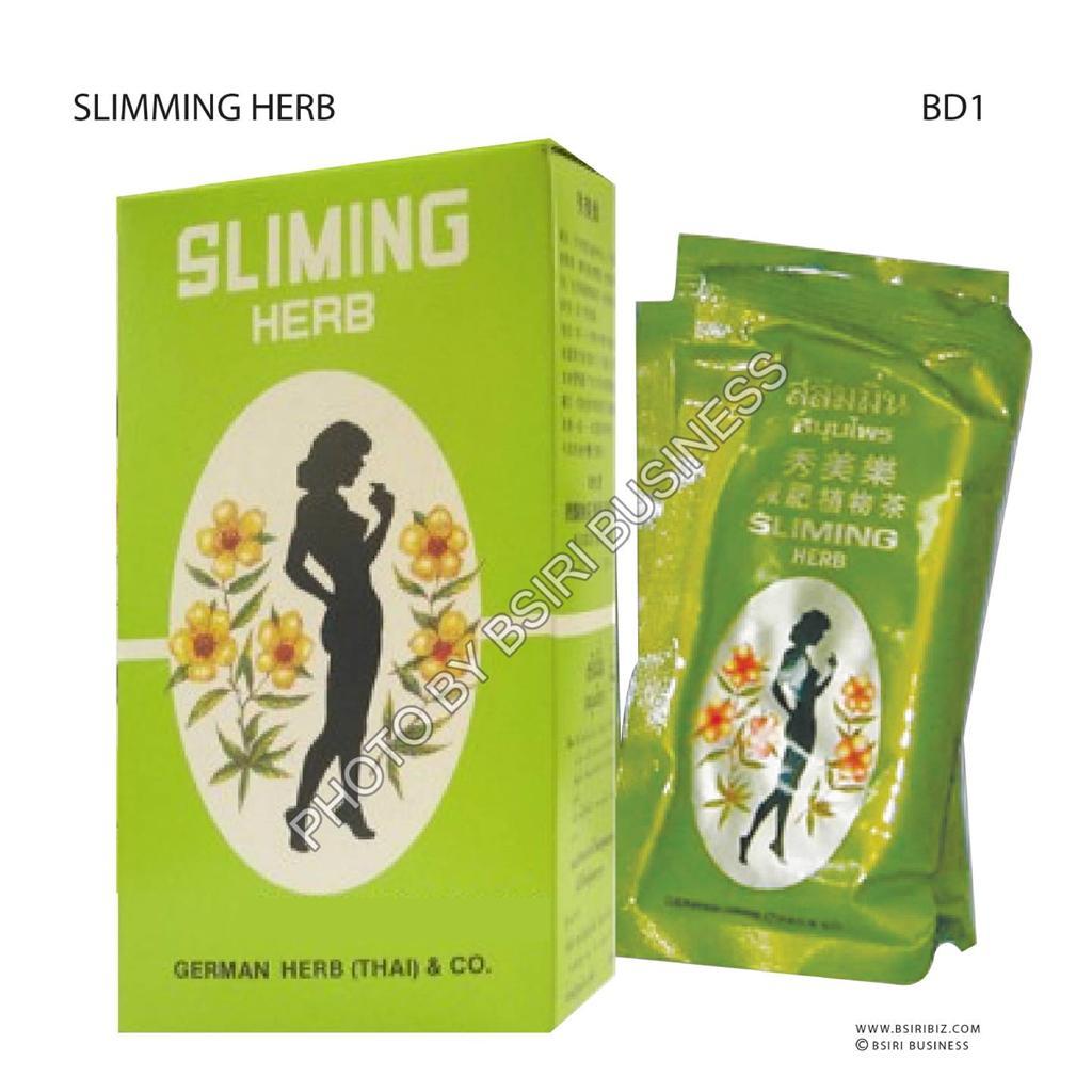 Slimming Herb Green Tea Diet Slim Fit Fat Lose Weigh Fast ...