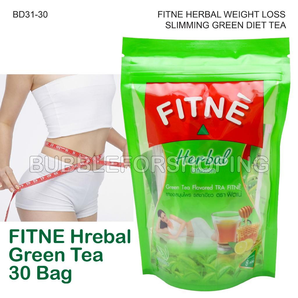 Herbal green tea weight loss