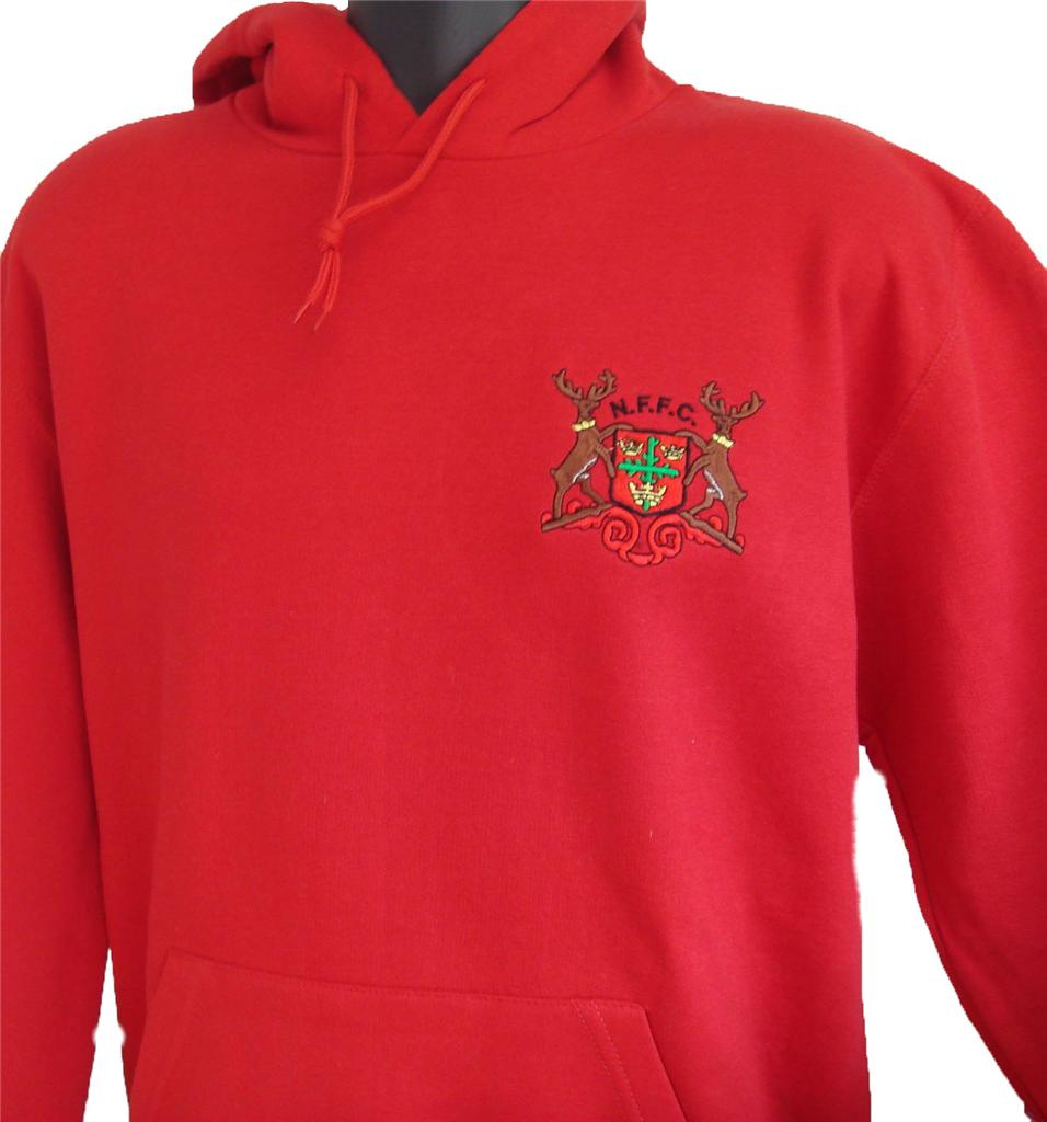 Retro-Nottingham-Forest-1960s-Football-Hoodie-New-Sizes-S-XXXL-Embroidered-Logo