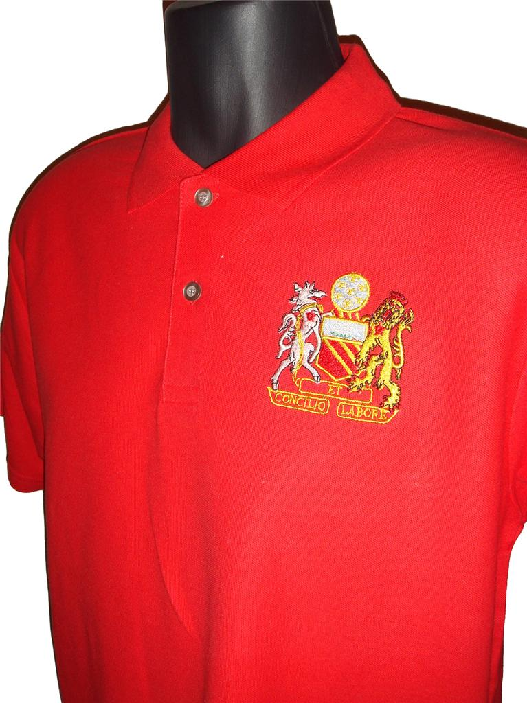 Retro manchester united s polo new sizes xxxl