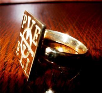 John Dee Enochian Ring