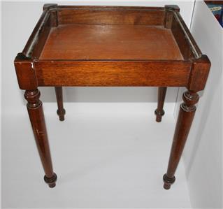 vintage sewing machine stool
