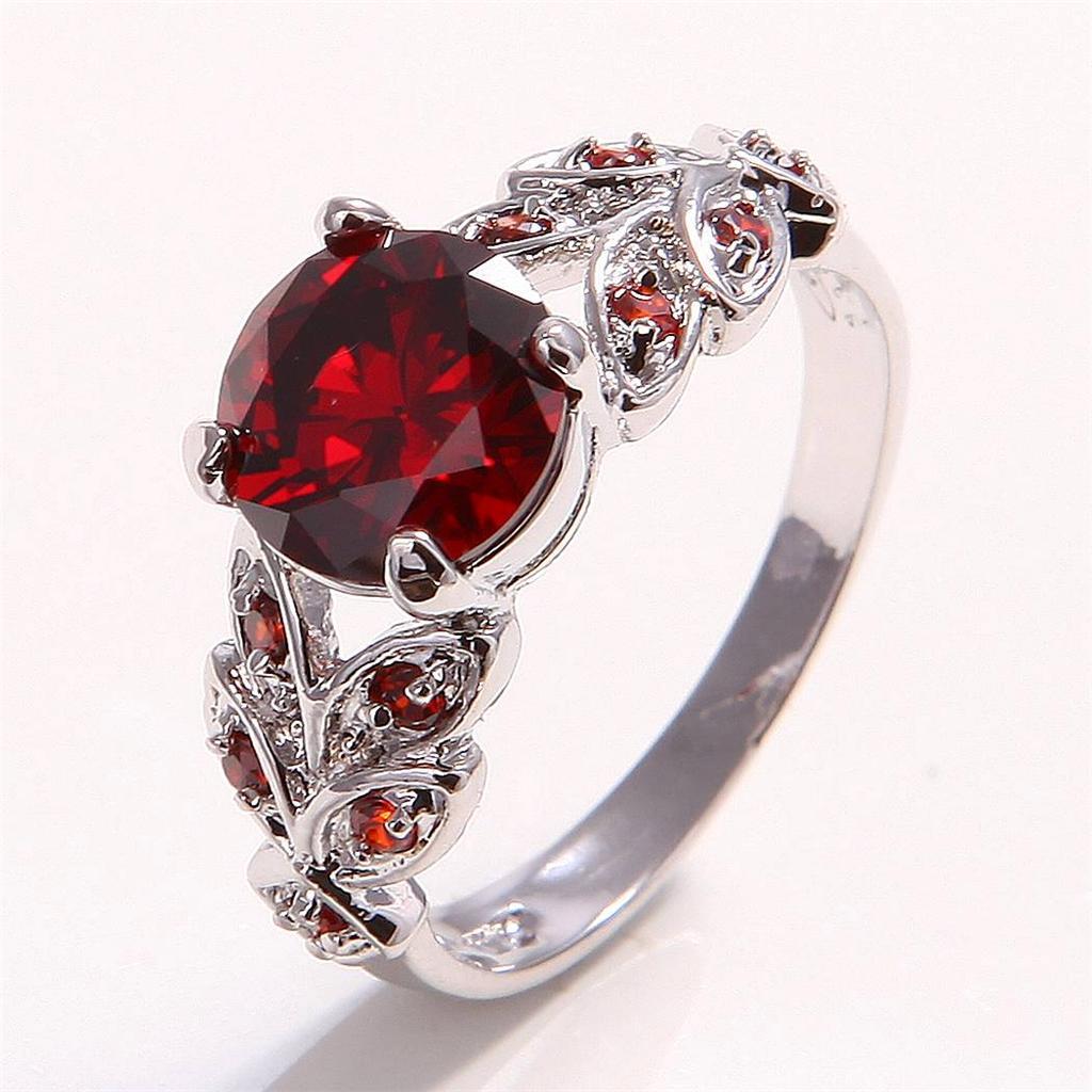 ruby ring ruby rings for women 10k