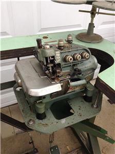 commercial serger sewing machine