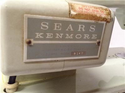 kenmore 22 sewing machine