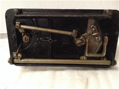 singer sewing machine model 248