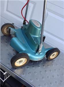 Vintage Sunbeam Electric Lawn Mower Model Re 1000 Cm J