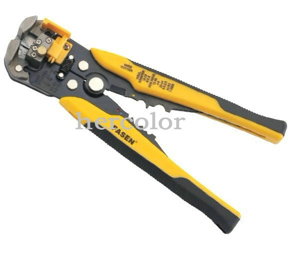 Wire-Strippers-Stripping-Range-Terminal-Crimper-AWG-24-10-0-2-6-0mm
