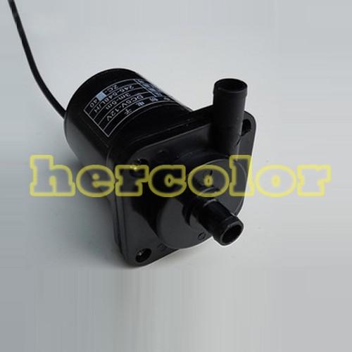 Dc12v 24v Brushless Motor Magnetic Drive Water Pump 720l H