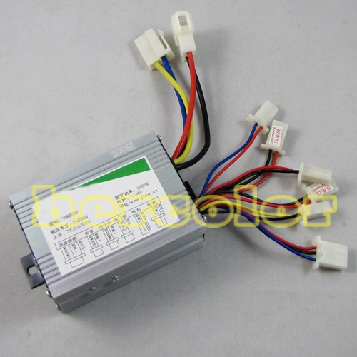 48V 800W Motor Brush Controller For Electric Bike Bicycle