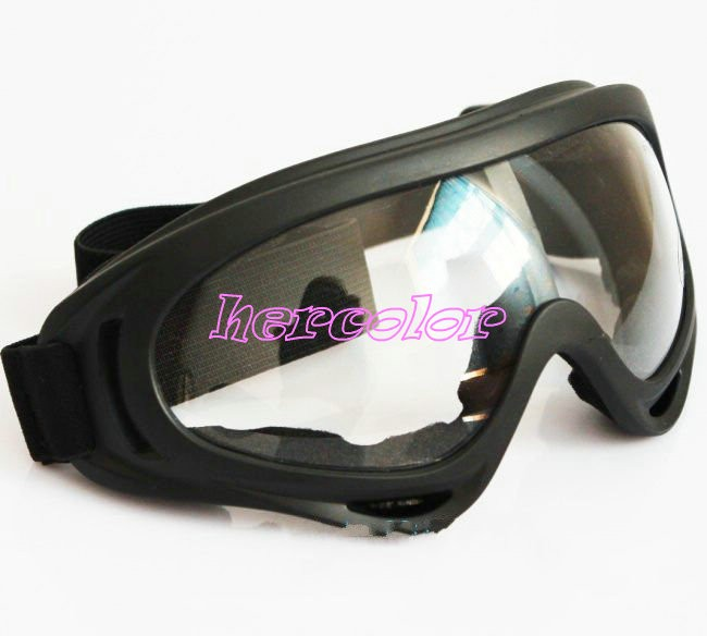 KITE SURFING JET SKI TACTICAL AIRSOFT GOGGLES AUTOBIKE GLASSES 5 Colors