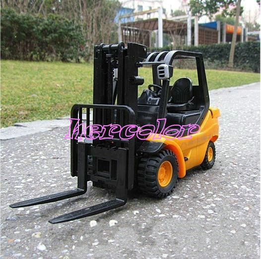 Forklift Truck Controls : New mini rc toy forklift radio remote control truck car