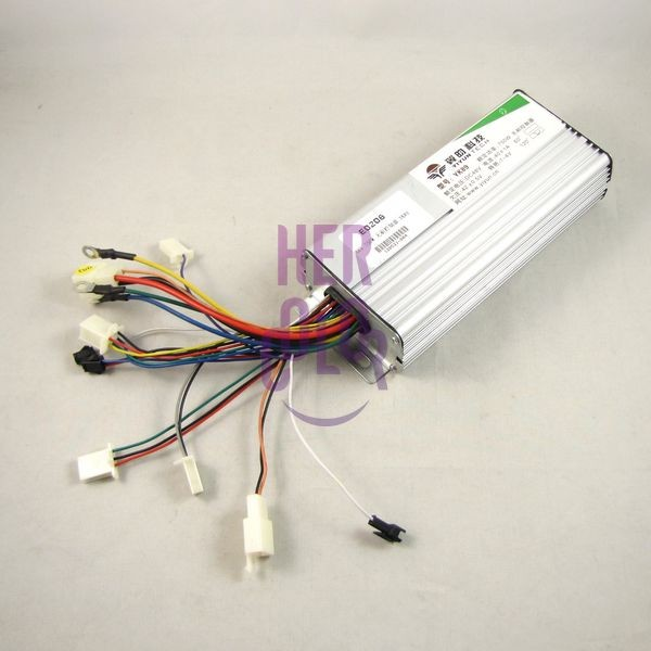 48v 750w brushless motor controller for electric bicycle for 10 amp motor controller