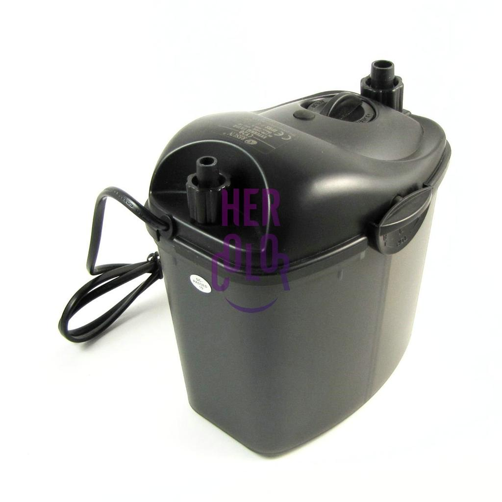 Cy 20 cyclone external filter fish tank aquarium canister for How to clean fish tank filter