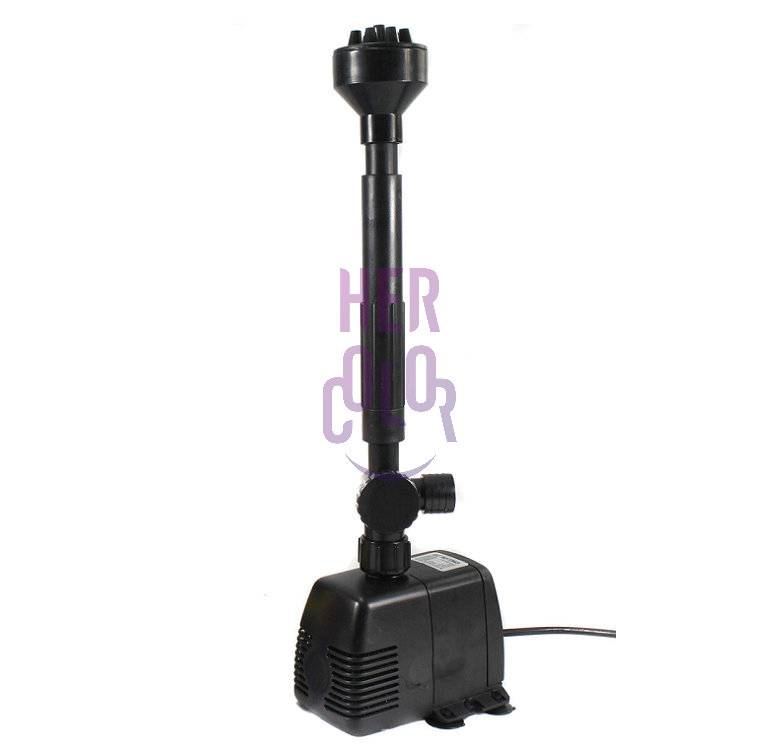 New Decorative Electric Submersible Fountain Pump Water