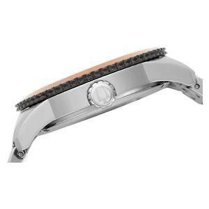 Bulova Mens 98B112 Marine Star Stainless Steel Bracelet Black Dial by