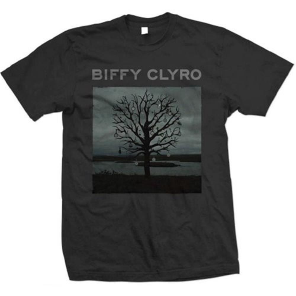 Biffy-Clyro-Black-Chandelier-T-Shirt-Brand-New-Official-Merchandise