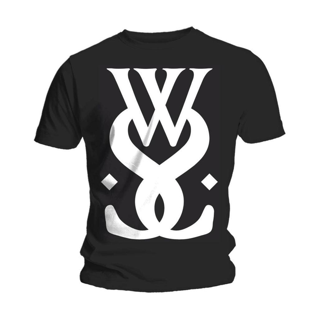 While she sleeps logo t shirt brand new officially for T shirt brand logo
