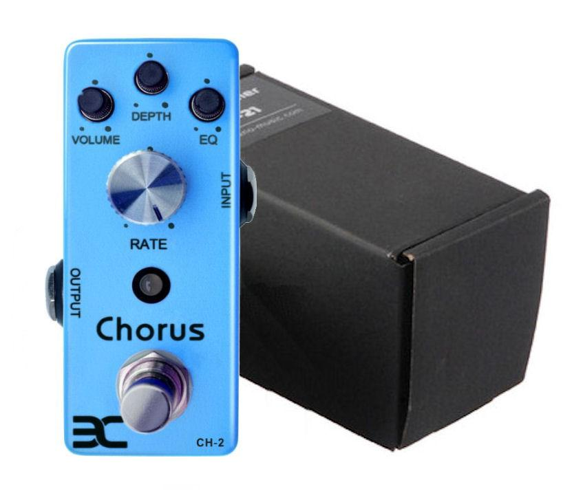 Eno-CH-2-Chorus-Guitar-Effect-Pedal-True-Bypass