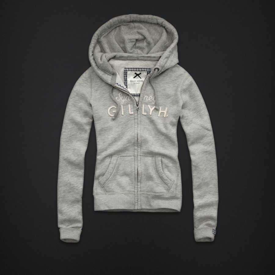 Gilly-Hicks-Sydney-hoodie-shirt-waverton-by-ABERCROMBIE-amp-FITCH-Heather-Grey