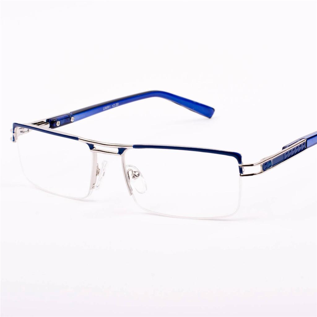 Designer Rimless Glasses For Men Louisiana Bucket Brigade