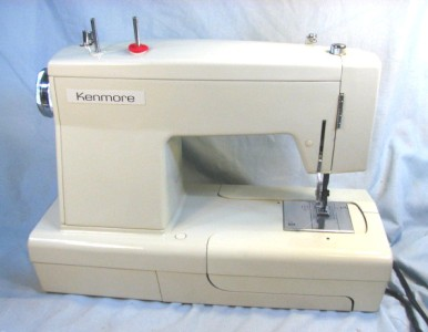 kenmore model 1941 sewing machine