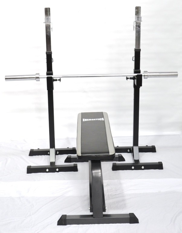 Fold away vkr power tower chin up station knee raise pull for Squat station