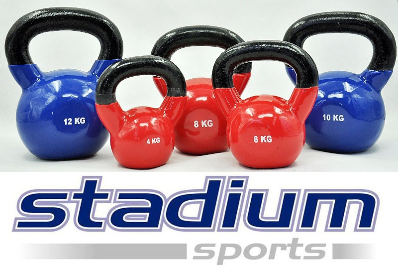 4KG-6KG-8KG-10KG-12KG-TOTAL-40KG-VINYL-KETTLEBELL-WEIGHT-SET