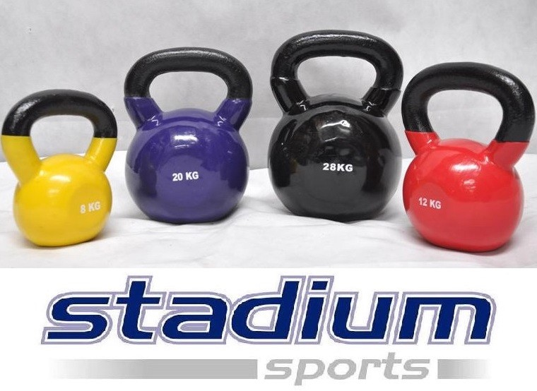 TOTAL-68KG-8KG-12KG-20KG-28KG-VINYL-KETTLEBELL-SET-HOME-GYM-WEIGHTS