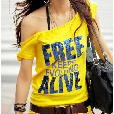 Модные тенденции в мире футболок.