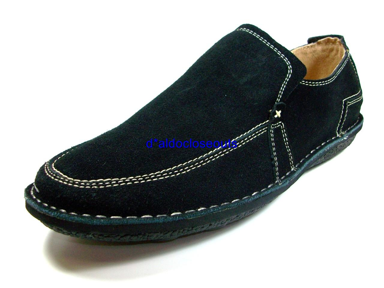 genuine leather italian style driving loafer shoes nib ebay