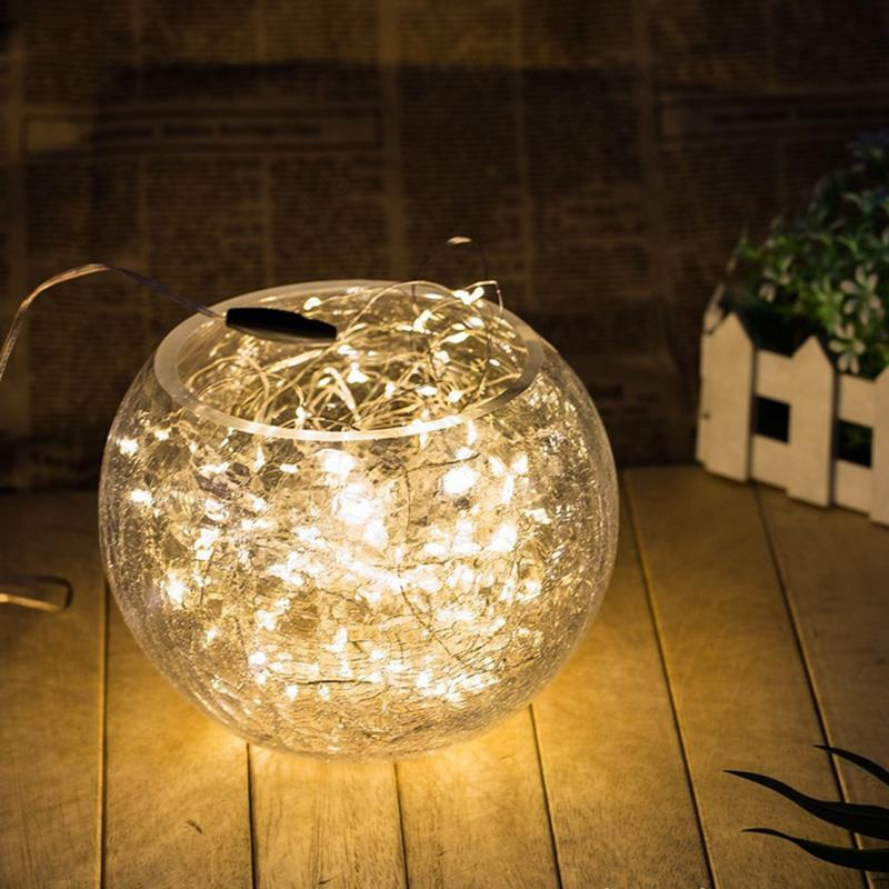 20m 50m led string light copper wire lamp fairy starry party decor remote power ebay. Black Bedroom Furniture Sets. Home Design Ideas