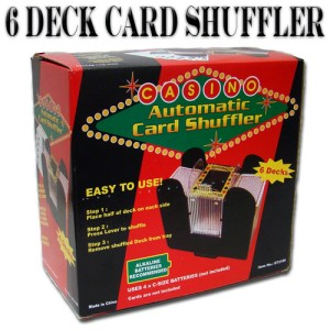 dealing 5 card poker hands standard decks mtg