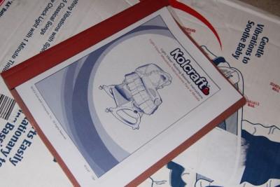 kolcraft bassinet assembly instructions