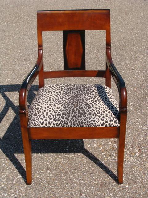 Domicil art nouveau armlehnen stuhl nussbaum gepolstert ebay for Stuhl gepolstert