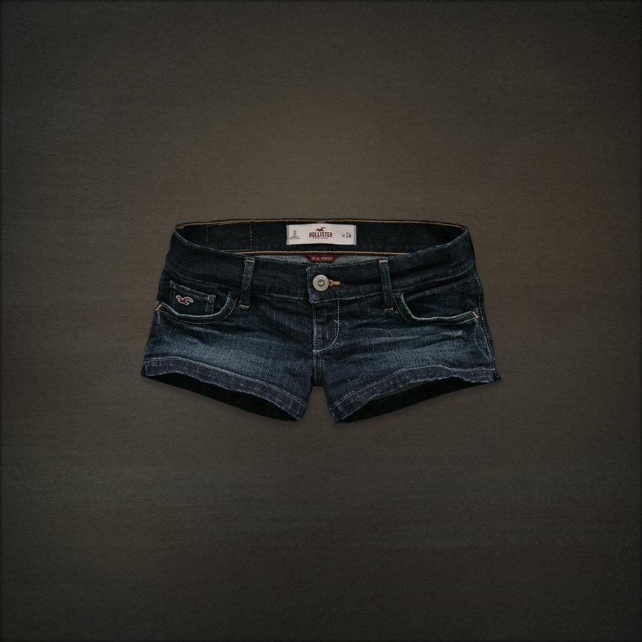 hollister jean shorts - photo #6
