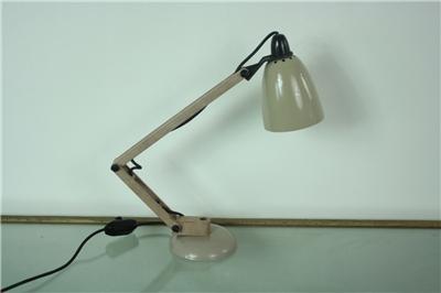 VINTAGE MACLAMP by CONRAN HABITAT RÉTRO LAMPADA DA SCRIVANIA FUNGO #1355  eBay